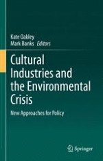 Cultural Industries and Environmental Crisis: An Introduction