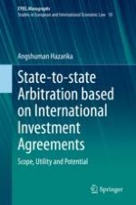 Investment Dispute Settlement and the Position of State-to-State Arbitration in Investment Law