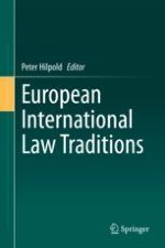 What Are and to What Avail Do We Study European International Law Traditions?