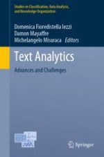 Text Analytics: Present, Past and Future