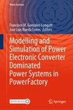 Power Converters Dominated Power Systems