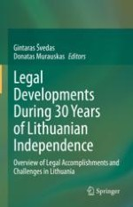 Transitional Justice Cases Against Lithuania at the European Court of Human Rights