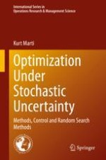Optimal Control Under Stochastic Uncertainty
