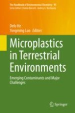 Analytical Methods for Microplastics in Environments: Current Advances and Challenges