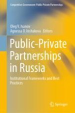 Concession Agreements in the Russian Empire. History of Concessions in the USSR. Evolution of Approaches to PPP in the Modern History of the Russian Federation