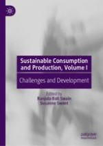 Introduction to Sustainable Consumption and Production Challenges and Development