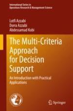 The Multi-Criteria Approach Decision