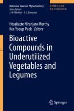 Health Benefits of Underutilized Vegetables and Legumes