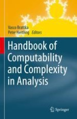 Computability of Real Numbers