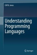 Programming languages and their description