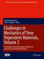 Characterization of the Viscoelastic Response of Closed-Cell Foam Materials