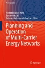 Introduction and Literature Review of Cost-Saving Characteristics of Multi-carrier Energy Networks