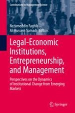 An Introduction to: Legal-Economic Institutions, Entrepreneurship, and Management: Perspectives on the Dynamics of Institutional Change from Emerging Markets