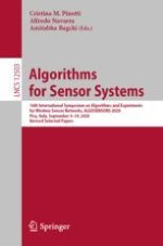 Minimizing Total Interference in Asymmetric Sensor Networks