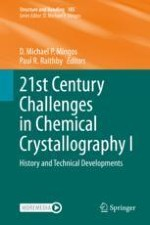 Early History of X-Ray Crystallography