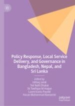 Understanding Governance in Three South Asian Countries