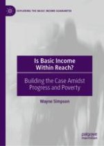 Introduction: Maturity of Basic Income and Its Prospects in Canada and Elsewhere
