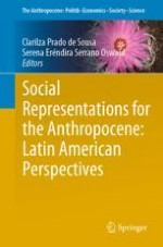 Building a Sand String: Social Representations for the Anthropocene