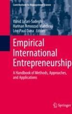 Introduction: International Entrepreneurship from Methodological Perspectives