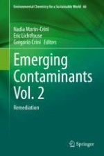 Remediation of Emerging Contaminants