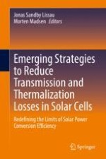 Introduction: Solar Cell Efficiency and Routes Beyond Current Limits