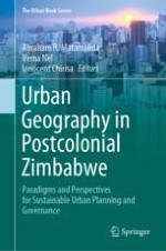 Introduction to the Urban Geography Scape of Zimbabwe