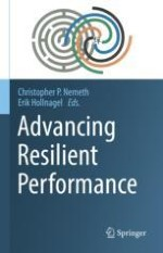 From Resilience Engineering to Resilient Performance