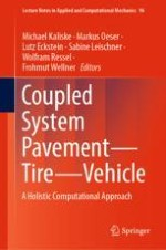 Multi-physical and Multi-scale Theoretical-Numerical Modeling ofTire-Pavement Interaction