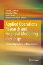 Introduction: Applied Operations Research and Financial Modeling in Energy