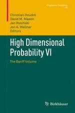 Bracketing Entropy of High Dimensional Distributions