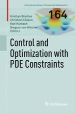 Control and Optimization with PDE Constraints | springerprofessional de