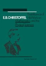 An Outline of the Life and Work of E.B. Christoffel (1829–1900)