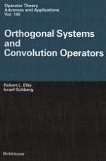 Orthogonal Polynomials and Krein's Theorem
