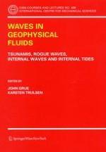 Hydrodynamics of Tsunami Waves