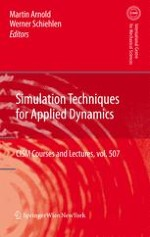Multibody Systems and Applied Dynamics