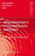 Variational Formulations of Interior Structural-Acoustic Vibration Problems