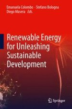Renewable Energies to Promote Local Development