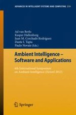 Content-Based Design and Implementation of Ambient Intelligence Applications