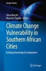 Adaptation to Incremental Climate Stress in Urban Regions: Tailoring an Approach to Large Cities in Sub-Saharan Africa