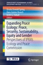 Expanding Peace Ecology: Peace, Security, Sustainability, Equity, and Gender