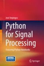 Python for Signal Processing | springerprofessional de