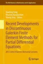 A Quick Tutorial on DG Methods for Elliptic Problems