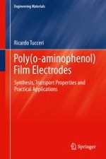 Electropolymerization of o-aminophenol on Different Electrode Materials and in Different Electrolyte Media: Formation of Poly(o-aminophenol) Film Electrodes