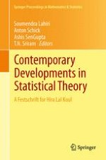 Professor Hira Lal Koul's Contribution to Statistics