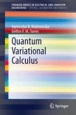 The Classical Calculus of Variations