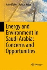 Environmental Challenges, Regulations and Institutions in Saudi Arabia