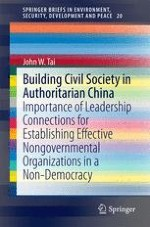 Building Civil Society Under the Shadows of Authoritarianism