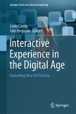 Interactive Experience, Art and Evaluation