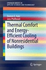 Impact of Cooling on Energy Use