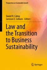 Design for Regulation: Integrating Sustainable Production into Mainstream Regulation